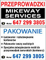 Mike Way Services.